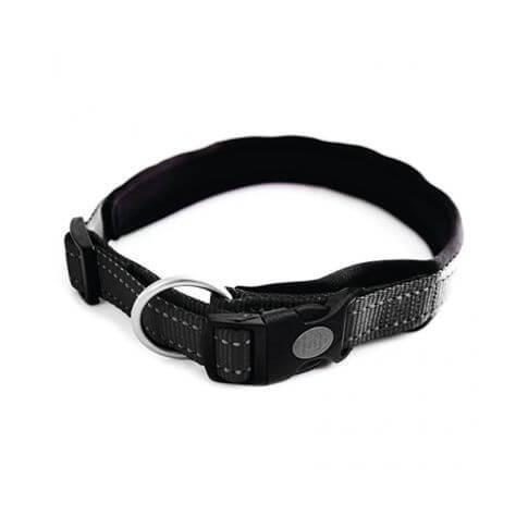 Arka Haok Hundehalsband - Nèo schwarz
