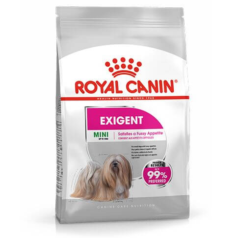 Royal Canin Dog Mini Exigent