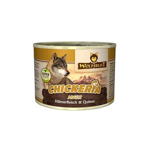 Wolfsblut Chickeria Hühnerfleisch mit Quinoa