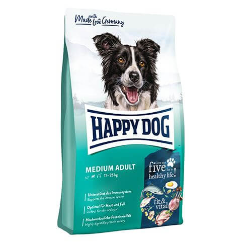 Happy Dog Supreme Fit & Vital Medium Adult