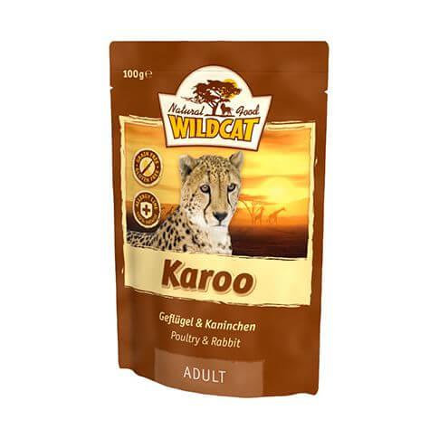 Wildcat Karoo Kaninchen & Geflügel - Beutel