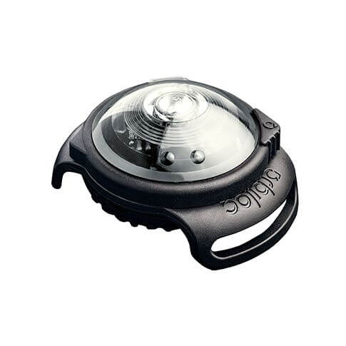 Orbiloc Dual LED Sicherheits-Blinklicht weiss