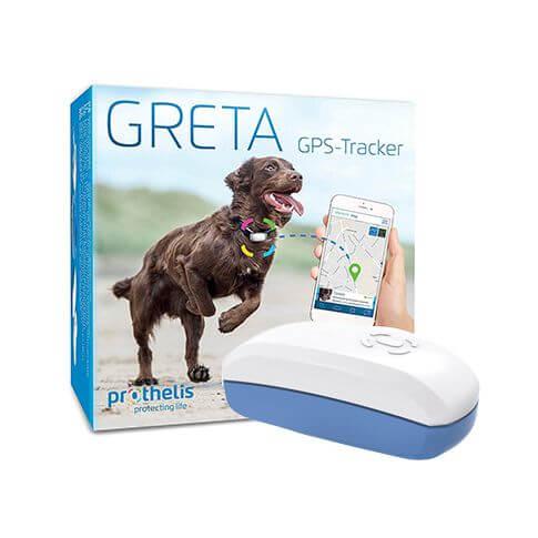 Greta GPS-Ortungsgerät