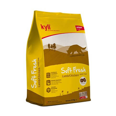 kyli Soft Fresh Lamb&Chicken adult