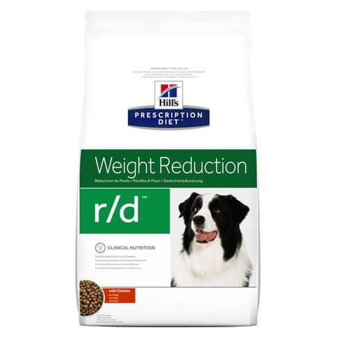 Canine r/d Übergewicht Huhn