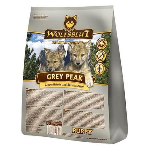 Wolfsblut Grey Peak Puppy Ziege & Süsskartoffel