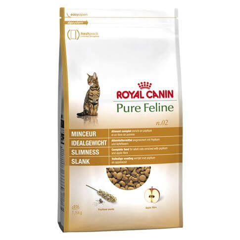 Royal Canin Cat N°2 Idealgewicht