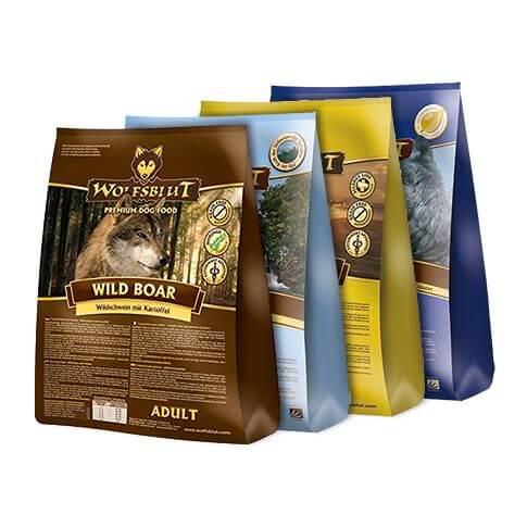 Vorteils-Probierpaket AUSTRALIEN mit Forelle, Seefisch, Kamel & Wildschwein