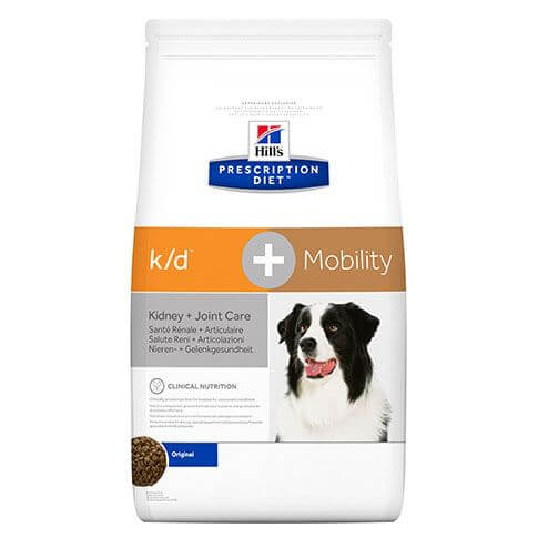 Canine k/d + Mobility Nierenerkrankung