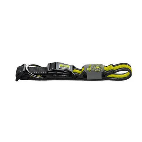 Hunter LED Leuchthalsband Manoa Glow, gelb