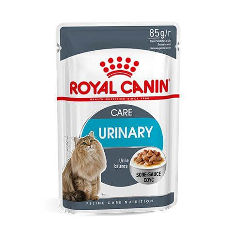 Royal Canin Urinary in Sauce