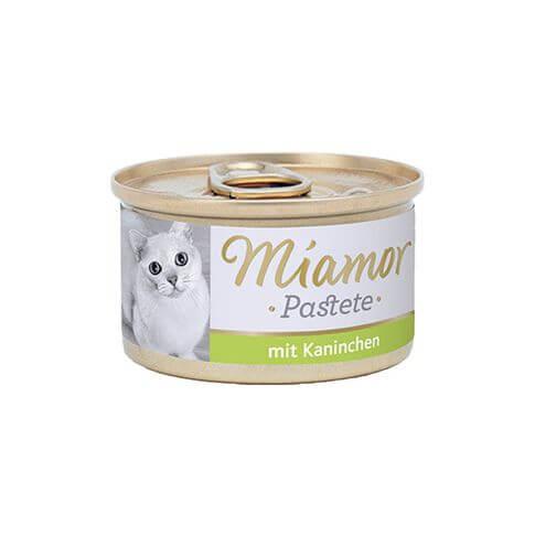 Miamor Fleischpastete mit Kaninchen