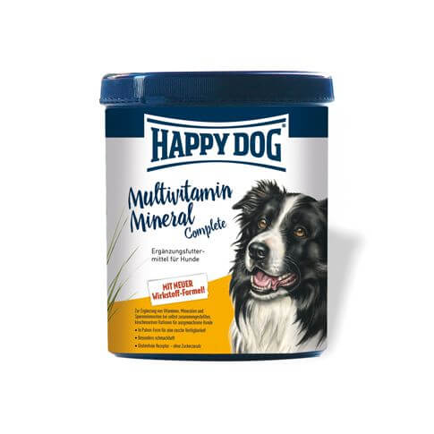 Happy Dog Multivitamin Mineral Complete