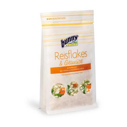 Bunny Reisflakes & Gemüse