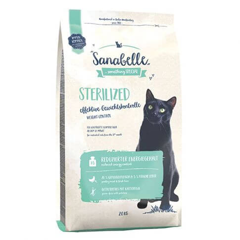 Cat Sanabelle Sterilized