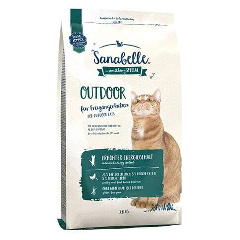 Cat Sanabelle Outdoor Ente