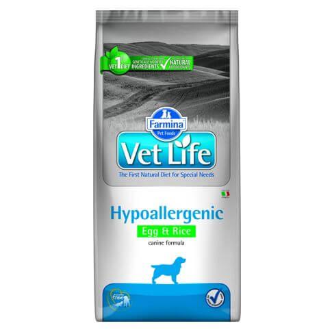 Farmina Vet Life Hypoallergenic mit Ei & Reis