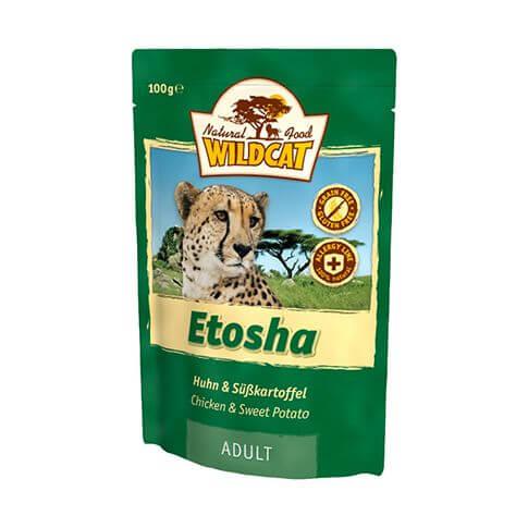 Wildcat Etosha Huhn & Truthahn - Beutel