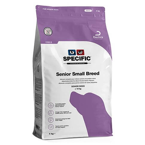 Specific Senior Small Breed CGD-S