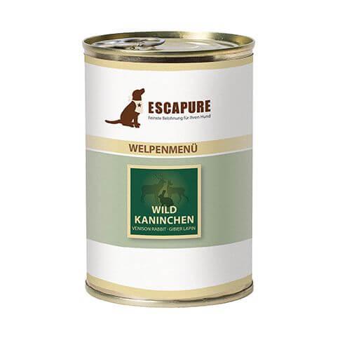 Escapure Welpen Wild / Kaninchen