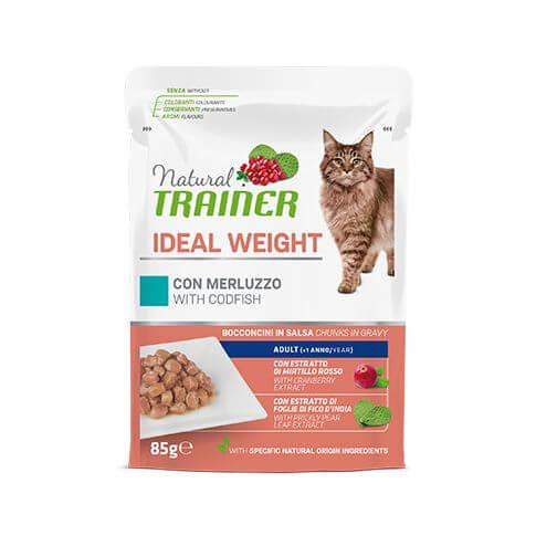 Specialities Cat Ideal Weight mit Kabeljau