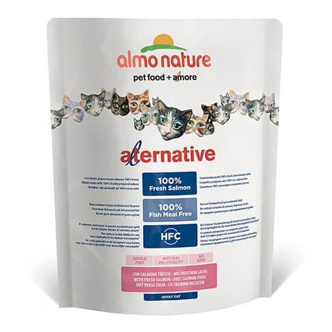 Almo Nature Alternative Cat Lachs & Reis