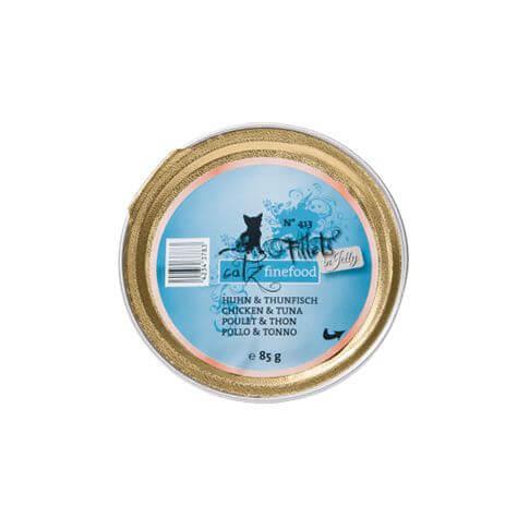 Fillets No.413 Huhn und Thunfisch