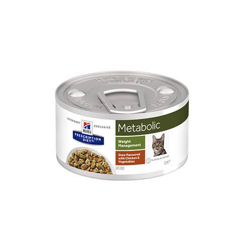 Hill's Feline Metabolic Ragout Huhn