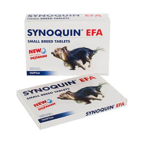 Synoquin EFA für kleine Hunde