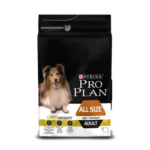 Pro Plan All Sizes Adult Light Sterilised