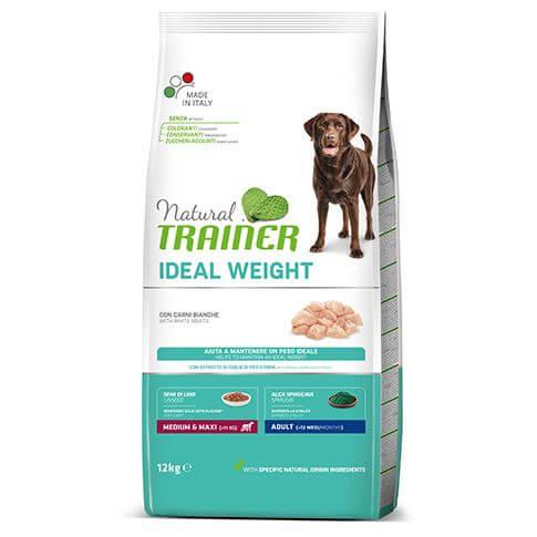 Weight Care Dog Medium & Maxi mit Fleisch