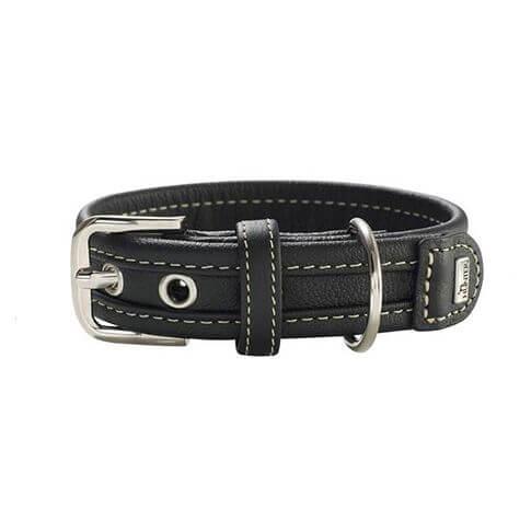 Hunter Halsband Madeira Special, schwarz