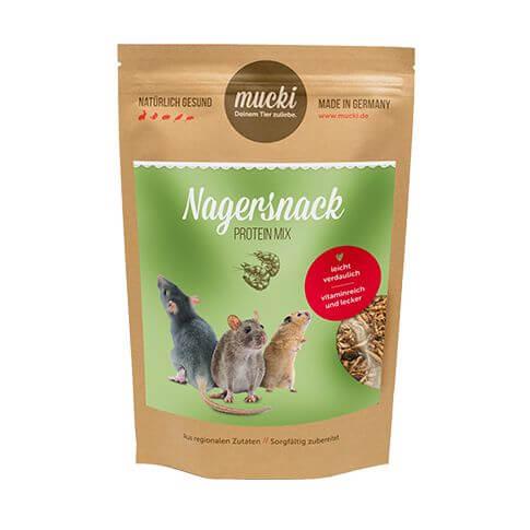 Mucki Nagersnack Protein-Mix