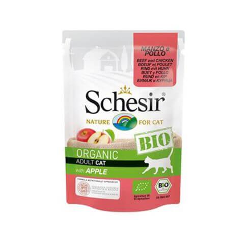 Schesir Adult Rind & Huhn BIO