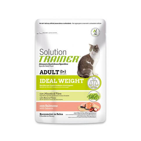 Trainer Solution Ideal Weight with Salmon