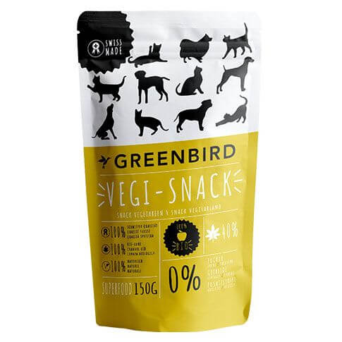 Greenbird Vegi Snack