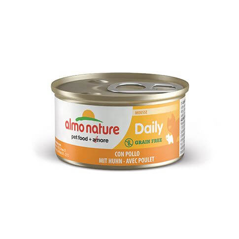 Almo Nature Dailymenu Mousse Huhn