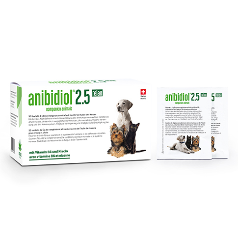 anibidiol 2 5 f r hunde ab 10 kg g nstig im shop kaufen. Black Bedroom Furniture Sets. Home Design Ideas