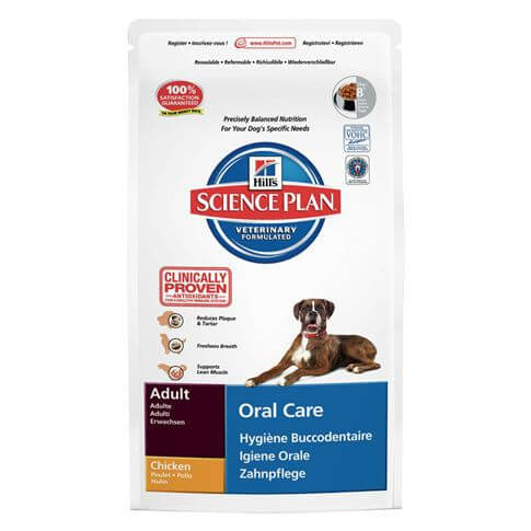 Canine Adult Oral Care Huhn
