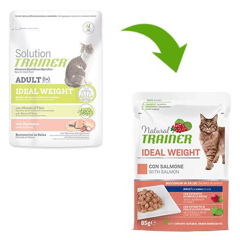 Specialities Cat Ideal Weight mit Lachs