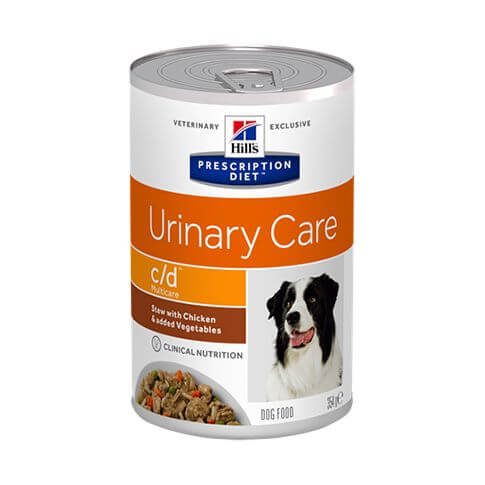 Hill's Canine c/d Multicare Ragout Huhn