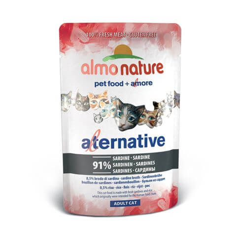 Almo Nature Alternative Sardine