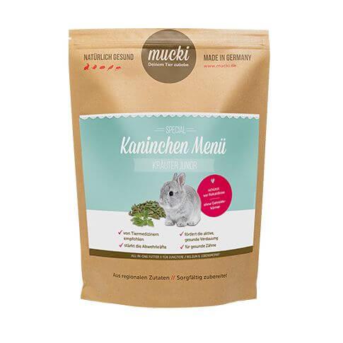 Mucki Kaninchen Kräuter Junior