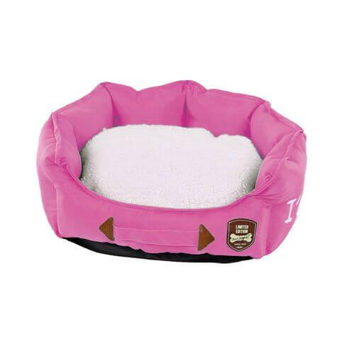 Hundebett / Katzenbett Mimi, pink