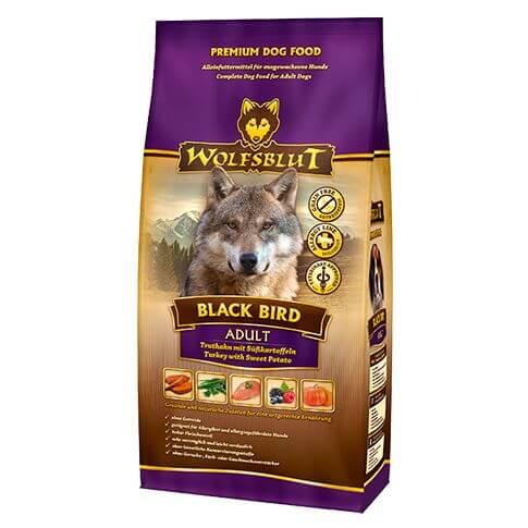 Wolfsblut Black Bird Adult Truthahn und Süsskartoffeln