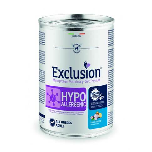 Exclusion Diet Hypoallergenic mit Fisch & Kartoffeln