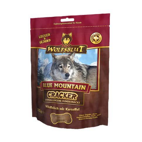 Wolfsblut Blue Mountain Cracker mit Wildfleisch & Kartoffeln