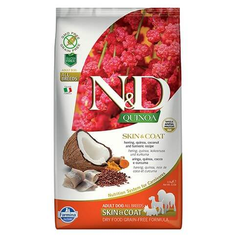 Farmina Adult Dog Hering, Quinoa & Kokosnuss