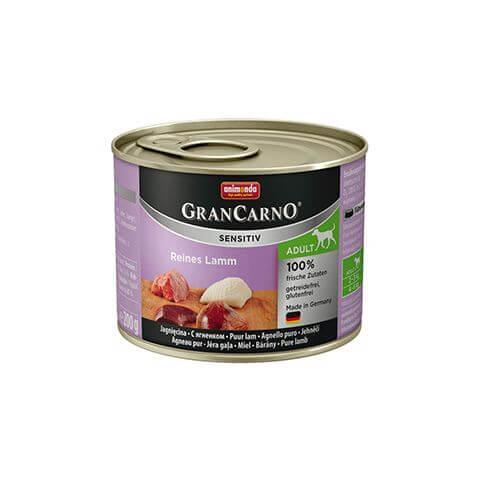 GranCarno Adult Sensitiv mit Lamm (pur)