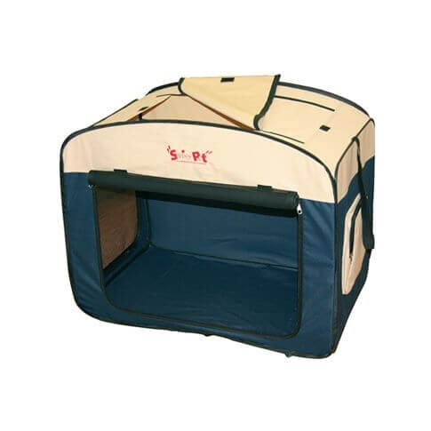 Faltbarer Hundebox Pet Home